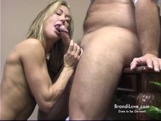 Handjob brandi love Brandi love